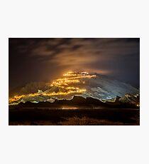 Jebel Hafeet Photographic Print