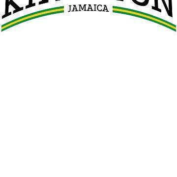 Kingston Jamaica by ElPato