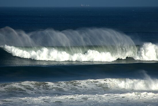 Wave by Kerry  Hill