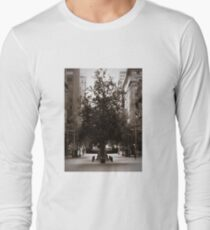 Martin Place Tree Long Sleeve T-Shirt