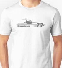 Boeing 717-200 Unisex T-Shirt