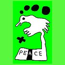 The Troubled Peace Dove by Albert