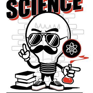 Mr. Science by digitalage