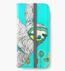 Spring Sloth iPhone Wallet/Case/Skin