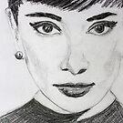 Audrey by Kathie Nichols