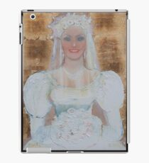 Bride iPad Case/Skin