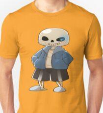 Sans The Skeleton Unisex T-Shirt