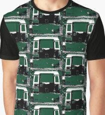 Landrover rear end  Graphic T-Shirt