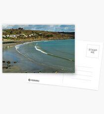 WAVING IN Postcards