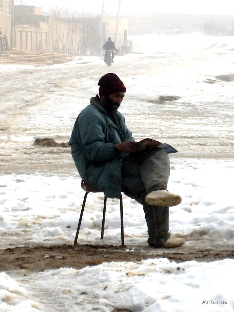 Life (Afghanistan) 2 by Antanas