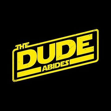 The Dude Abides by BoggsNicolasArt
