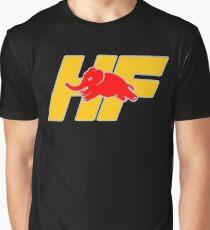 Lancia HF Elefantino  Graphic T-Shirt