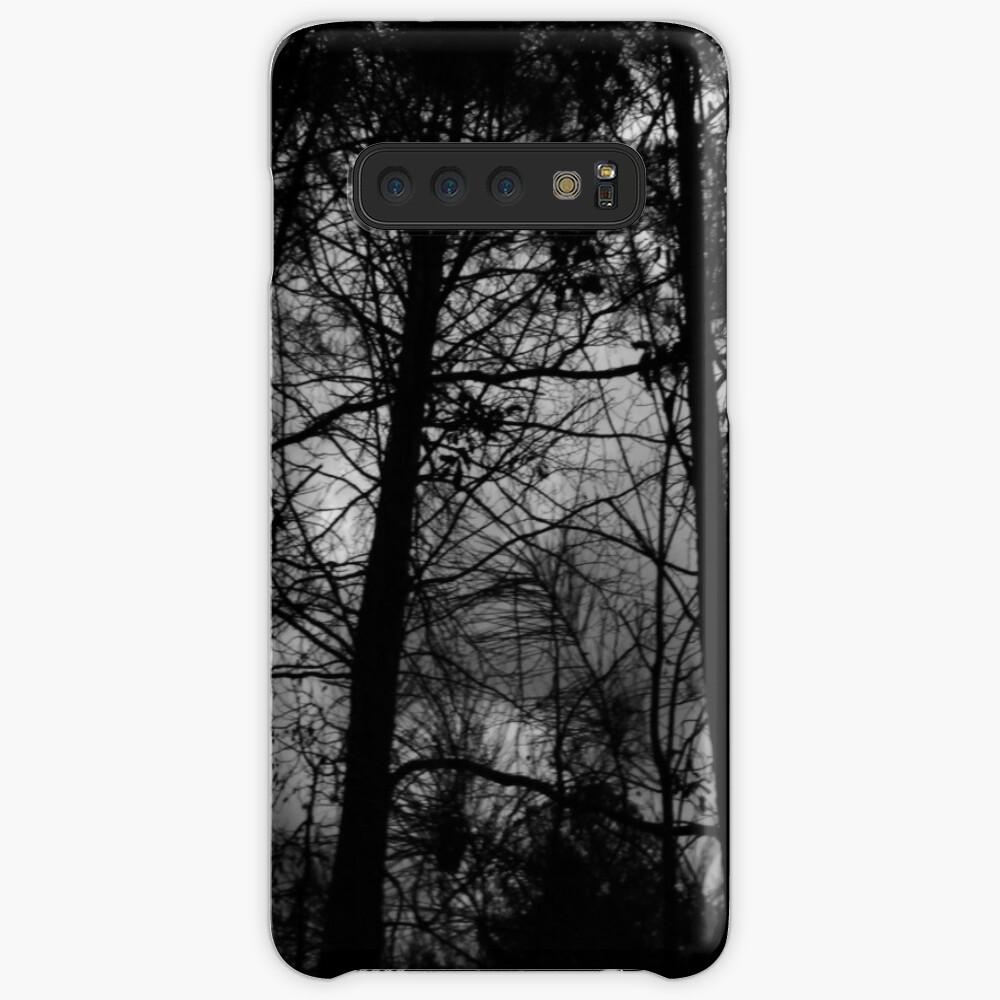 ... über eine dunklere Oktave der Existenz nachzudenken. ... Hülle & Klebefolie für Samsung Galaxy
