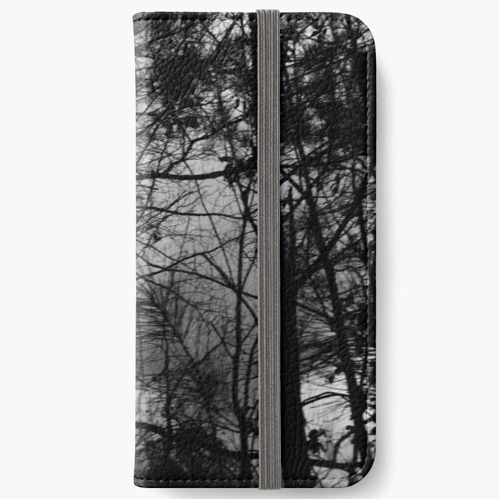 ... über eine dunklere Oktave der Existenz nachzudenken. ... iPhone Flip-Case
