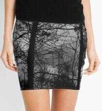 ...  contemplating a darker octave of existence. ... Mini Skirt