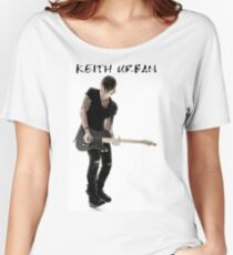 KEITH URBAN IWAK2 Women's Relaxed Fit T-Shirt