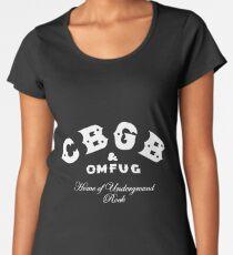cbgb Women's Premium T-Shirt