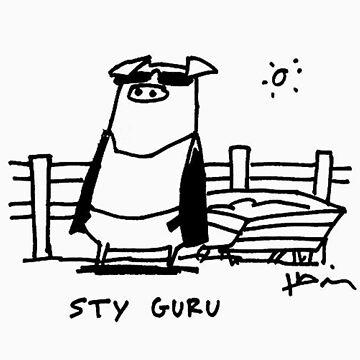 Sty Guru by etechaustralia