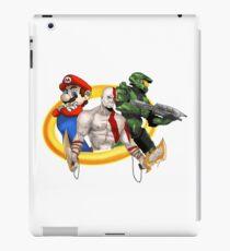 Console Mascots team up iPad Case/Skin