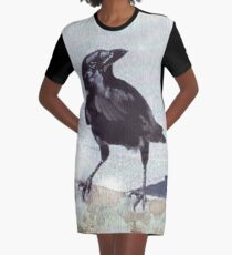 Keepers of the Sacred Law Graphic T-Shirt Dress