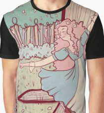 The Red Shoes Graphic T-Shirt