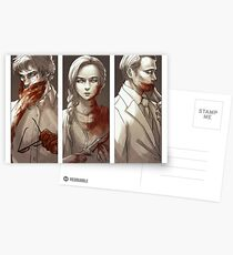 Hannibal - Murder Family Postcards