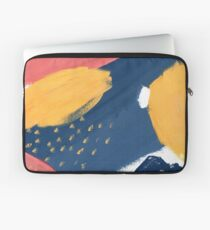 Pink/Yellow/Blue Laptop Sleeve