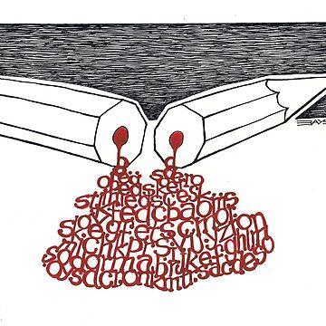 Freedom for journalist by BAYSAL
