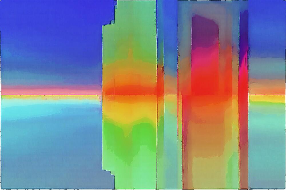 Towers by Howard K.  Shyne