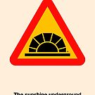 The sunshine underground by Viktor Hertz