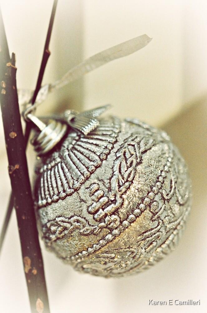 Silver Ball by Karen E Camilleri