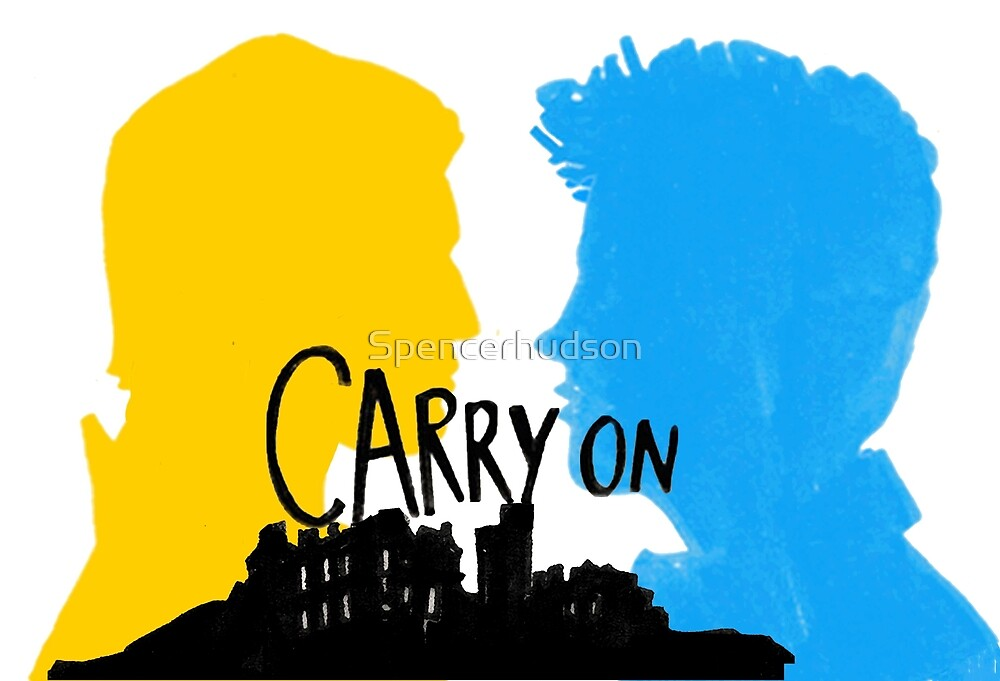 Carry On by Spencerhudson