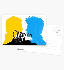 Carry On Postcards