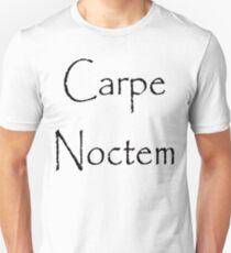 Carpe Noctem Slim Fit T-Shirt