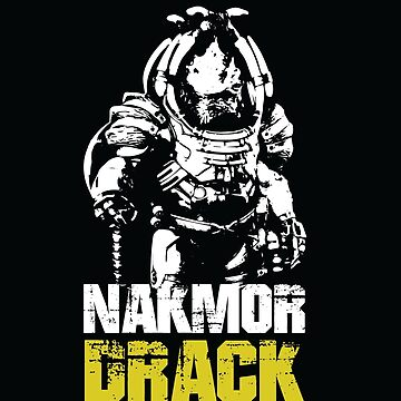 Nakmor Drack by the-flash