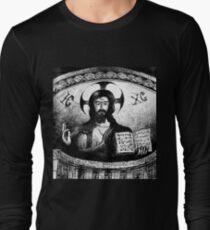 CHRIST PANTOCRATOR  Long Sleeve T-Shirt