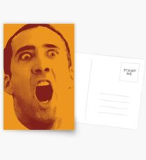 Cage Postcards