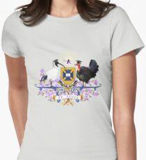 UQ Coat of Beaks #ibiswear Women's Fitted T-Shirt