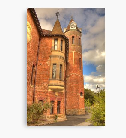 Old Post Office, Albany, Western Australia Canvas Print