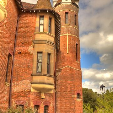 Old Post Office, Albany, Western Australia by decoaddict