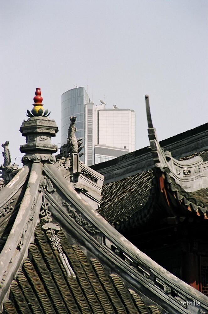 Old China/New China by retsilla
