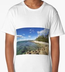 View From The Breakwater Long T-Shirt