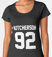 Josh Hutcherson Women's Premium T-Shirt