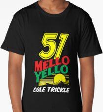 51 MELLO YELLO - DAYS OF THUNDER - TOM CRUISE Long T-Shirt