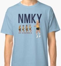 NMKY GREGORIUS - 1979 FINLAND YMCA COVER Classic T-Shirt