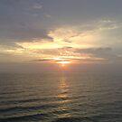 same horizon, different moment by busbydeebar