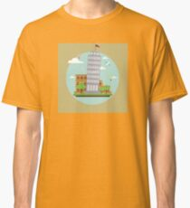 Rome landmark landscape italy architecture italian europe travel ancient  Classic T-Shirt
