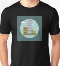 Rome landmark landscape italy architecture italian europe travel ancient  T-Shirt
