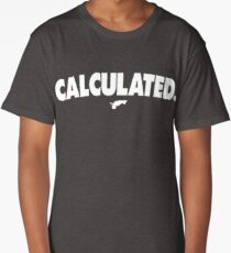 Calculated - Rocket League Long T-Shirt
