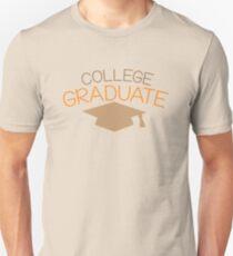 College Graduate T-Shirt
